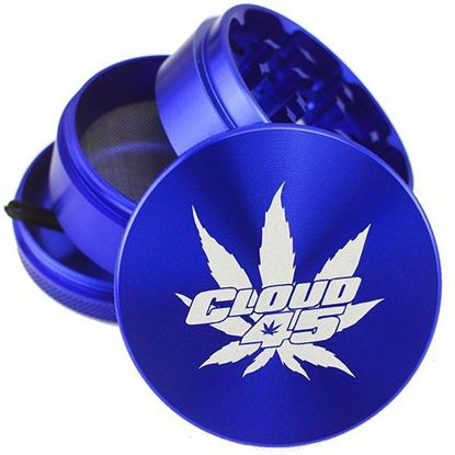 Picture of Laser Engraved Herb Grinder 55mm ST (Image)